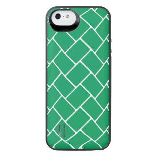 Emerald Basket Weave iPhone 6 Plus Case