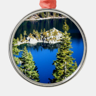 EMERALD BAY CHRISTMAS ORNAMENT