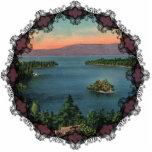 Emerald Bay - Lake Tahoe Ornament Photo Sculpture Decoration