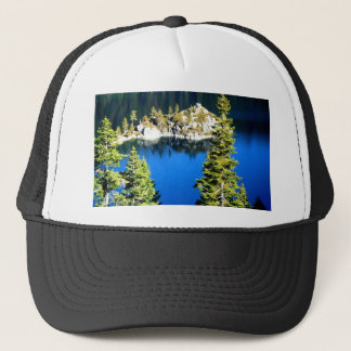 EMERALD BAY TRUCKER HAT