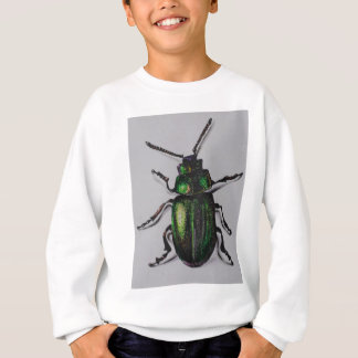 Emerald Beetle Products Sweatshirt