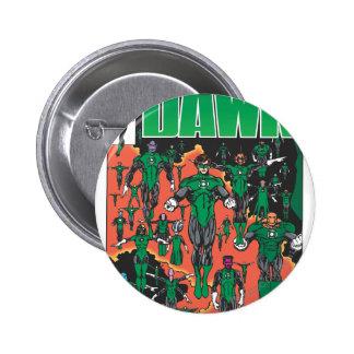 Emerald Dawn Cover 6 Cm Round Badge