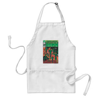 Emerald Dawn Cover Standard Apron