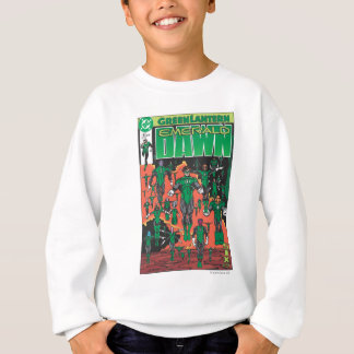 Emerald Dawn Cover Sweatshirt