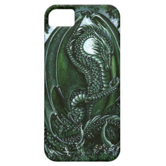 Emerald Dragon Barely There iPhone 5 Case