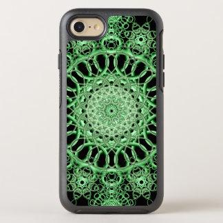 Emerald Eye Mandala OtterBox Symmetry iPhone 8/7 Case