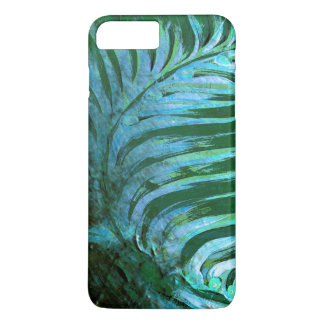 Emerald Feathering I iPhone 8 Plus/7 Plus Case