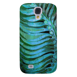 Emerald Feathering II Galaxy S4 Case