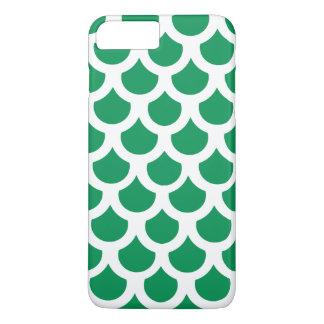 Emerald Fish Scale 2 iPhone 7 Plus Case