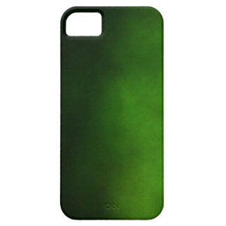 Emerald Green Ombre iPhone Case