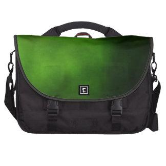 Emerald Green Ombre Right Bag Computer Bag