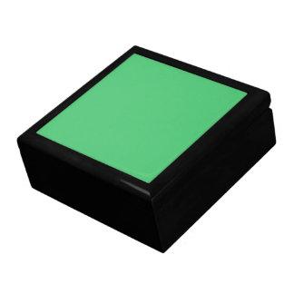 Emerald hex code 50c878 gift box