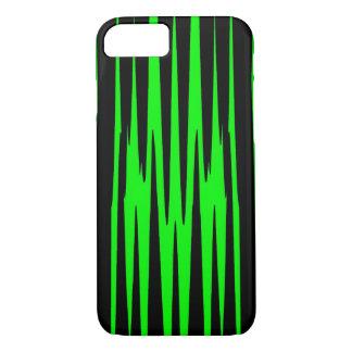 EMERALD ISLE (an abstract art design) ~ iPhone 7 Case