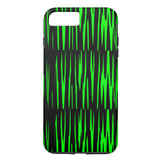 EMERALD ISLE (an abstract art design) ~ iPhone 7 Plus Case