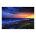 Emerald Isle Sunset Posters