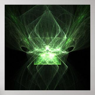 Emerald jewel - Poster