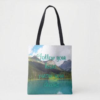 Emerald Lake, Banff, Canada Tote Bag