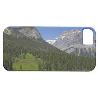 Emerald Lake, Canadian Rockies, British iPhone 5 Case