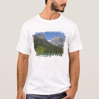 Emerald Lake, Canadian Rockies, British T-Shirt