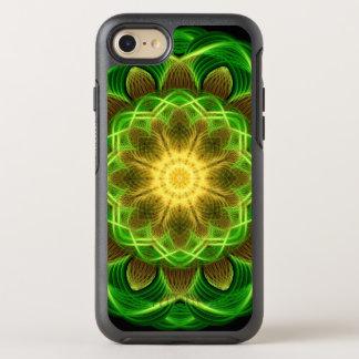 Emerald Orb Mandala OtterBox Symmetry iPhone 8/7 Case