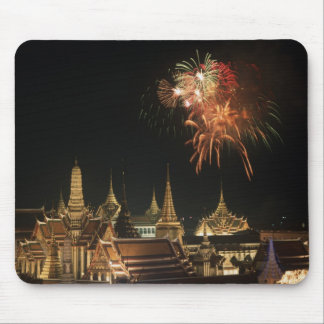Emerald Palace during comermoration of King Mouse Pad
