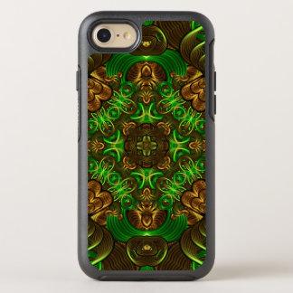 Emerald Path Mandala OtterBox Symmetry iPhone 7 Case