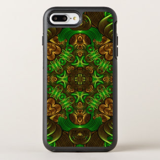 Emerald Path Mandala OtterBox Symmetry iPhone 7 Plus Case