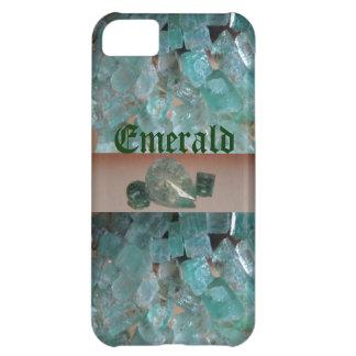 Emerald Pattern iPhone Case iPhone 5C Case
