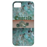 Emerald Pattern iPhone Case Case For The iPhone 5