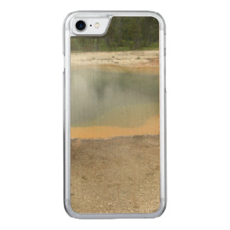 Emerald Pool Carved iPhone 8/7 Case