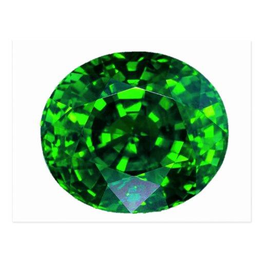 Emerald Postcards