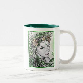 Emerald Princess Coffee Mugs