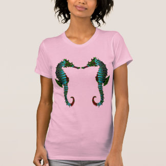 Emerald Sea Horse Tshirt
