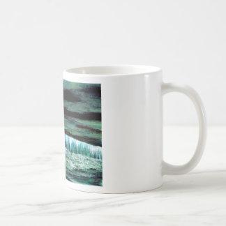 Emerald Sea Ocean Waves Seascape Beach Decor Coffee Mug