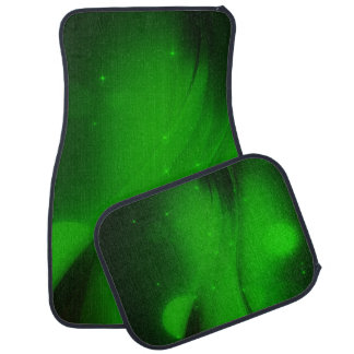 Emerald Wave Floor Mat