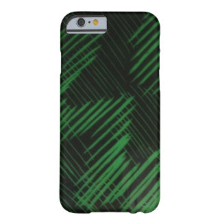 Emerald zigzag barely there iPhone 6 case