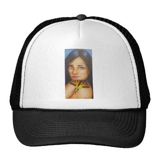 Emergence Mesh Hat