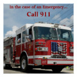 Emergency 911 posters