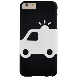 Emergency Ambulances Minimal Barely There iPhone 6 Plus Case
