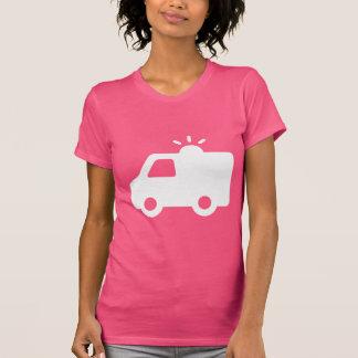 Emergency Ambulances Minimal Shirt