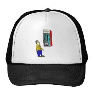 Emergency Banjo Trucker Hat