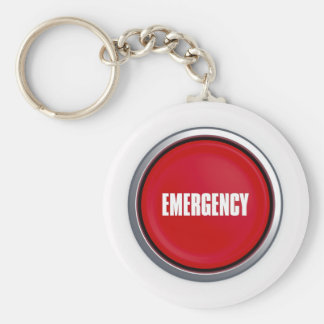 Emergency Button Key Chains