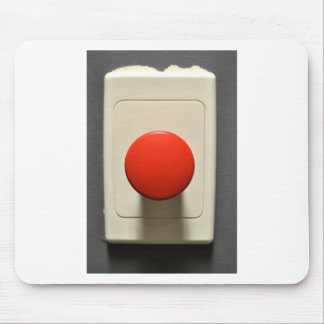 EMERGENCY BUTTON MOUSEMATS