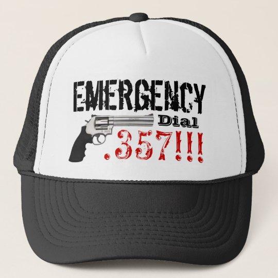 Emergency Dial 357 Cap