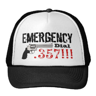 Emergency Dial 357 Cap
