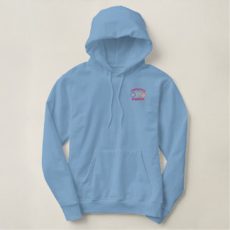 Emergency Dispatcher Embroidered Hoodie