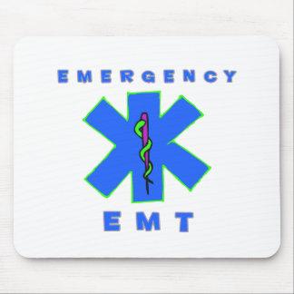 Emergency EMT Mouse Pad