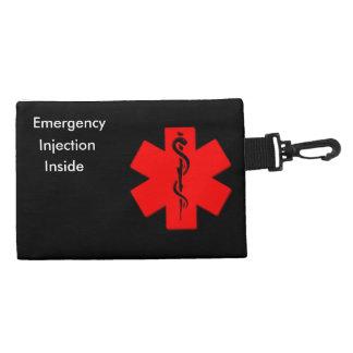 Emergency Injection Medical Bag