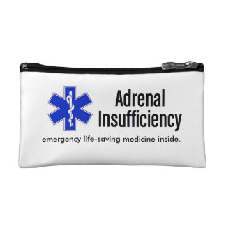 Emergency Kit Case: Life-Saving Steroids Cosmetics Bags