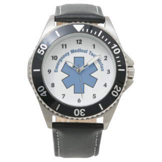 Emergency Med Tech Watches